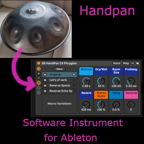 Produktfoto Handpan: Do it your self